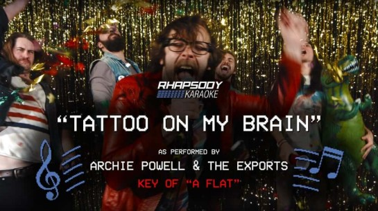 Archie Powell & the Exports – Tattoo On My Brain (Official)