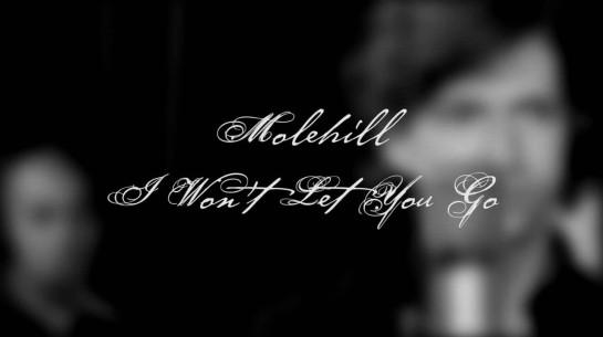 Molehill – I Won't Let You Go (Snow Patrol Cover)